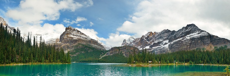 Yoho National Park may not be as popular as Banff and Jasper, but it offers its own wonders that should not be missed