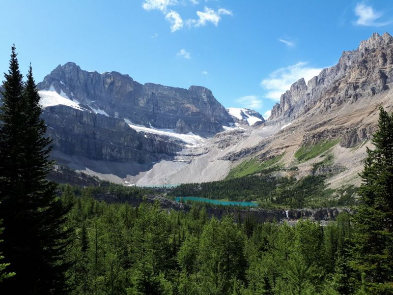 Landscapes in Banff Hiking Tour
