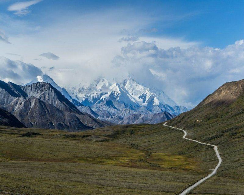 Denali is well worth visiting for its beauty and great outdoor activities.