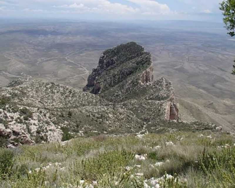 El Capitan Summit is one of the highlights of Guadalupe National Park