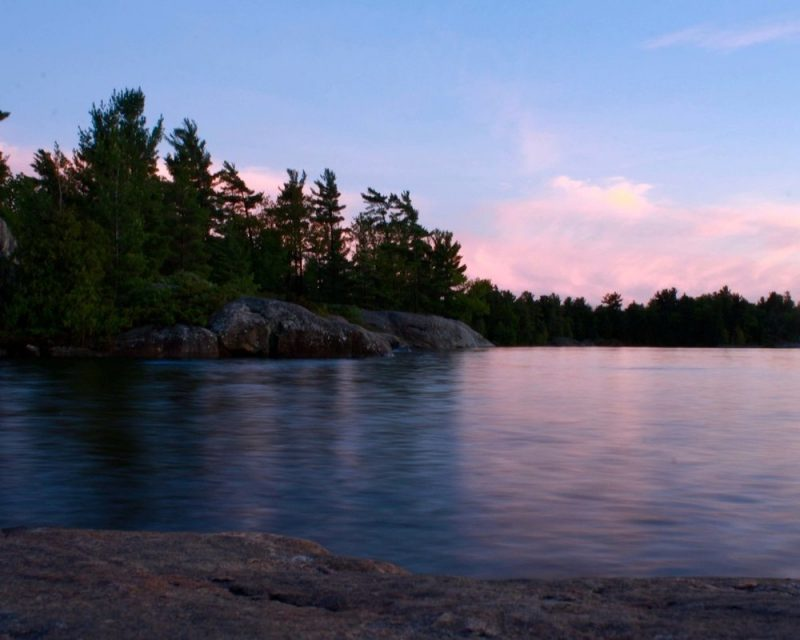 Beausoleil Island is my favourite place to visit in Georgian Bay Islands NP. Besides offering this beautiful landscape, it also has some of the most exciting outdoor activities.