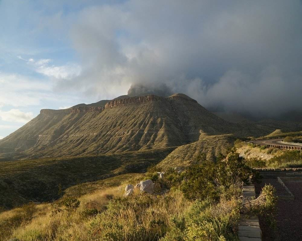 The Guadalupe Mountain National Park offer some of the most remote scenery in Texas and should be on your bucket list