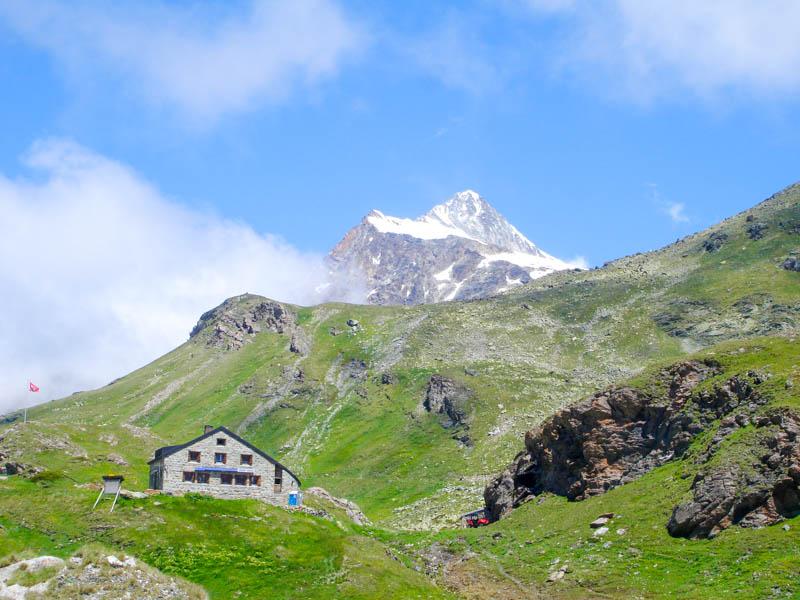 Mountain Accomodation Chamonix to Zermatt