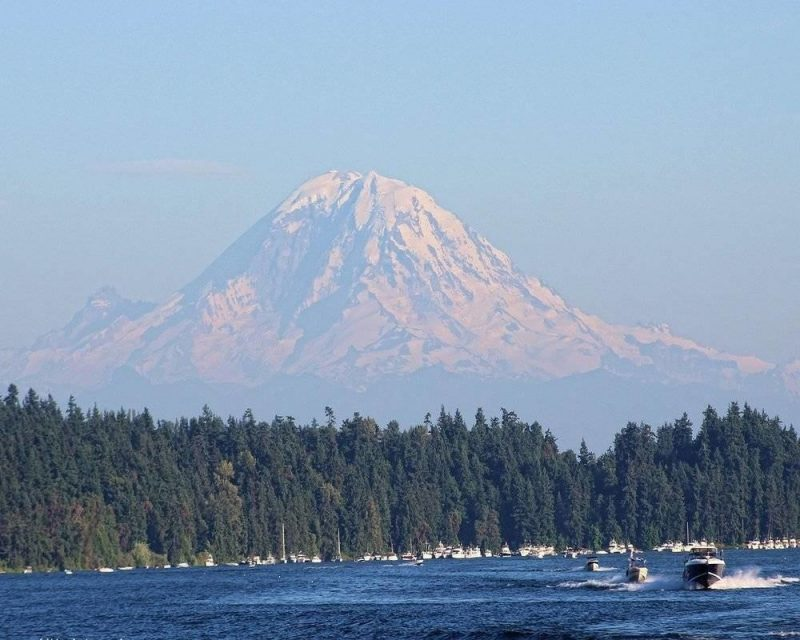 Hikes near Seattle