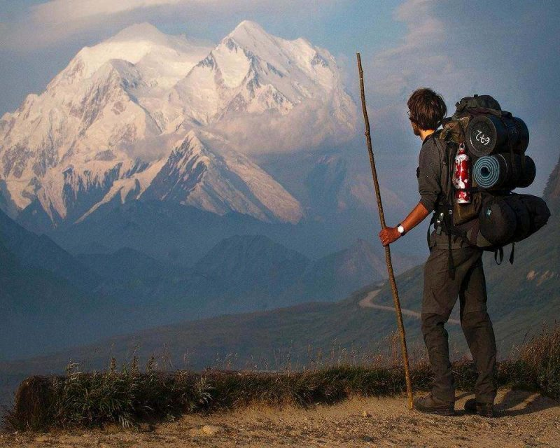 Denali is an outdoor enthusiasts dream vacation.
