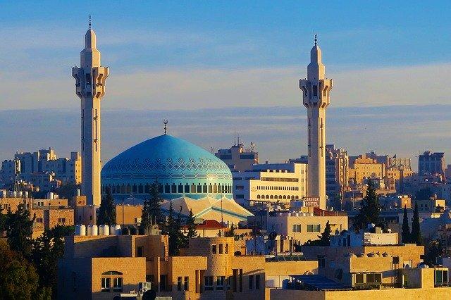 Discover Jordan's vibrant capital