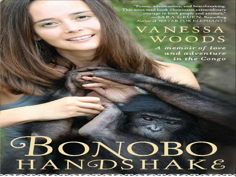 Bonobo Handshakes is a great wildlife book to read