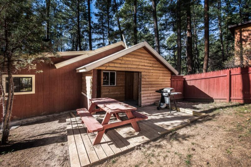Cool cabins for a family trip