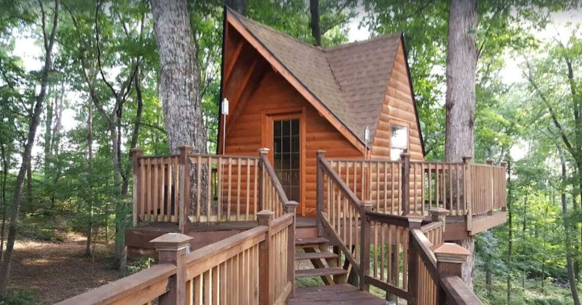 Corbin Home and Treehouse Rental in Kentucky
