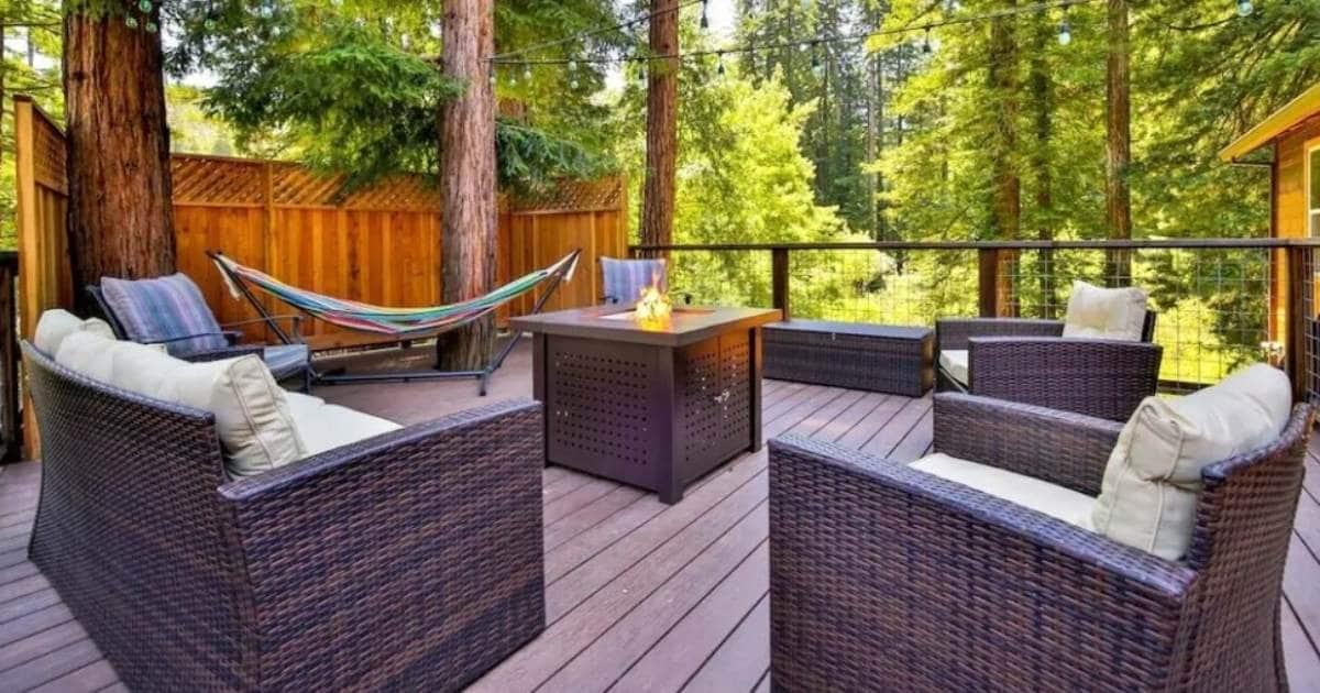 Maristella's Treehouse rental