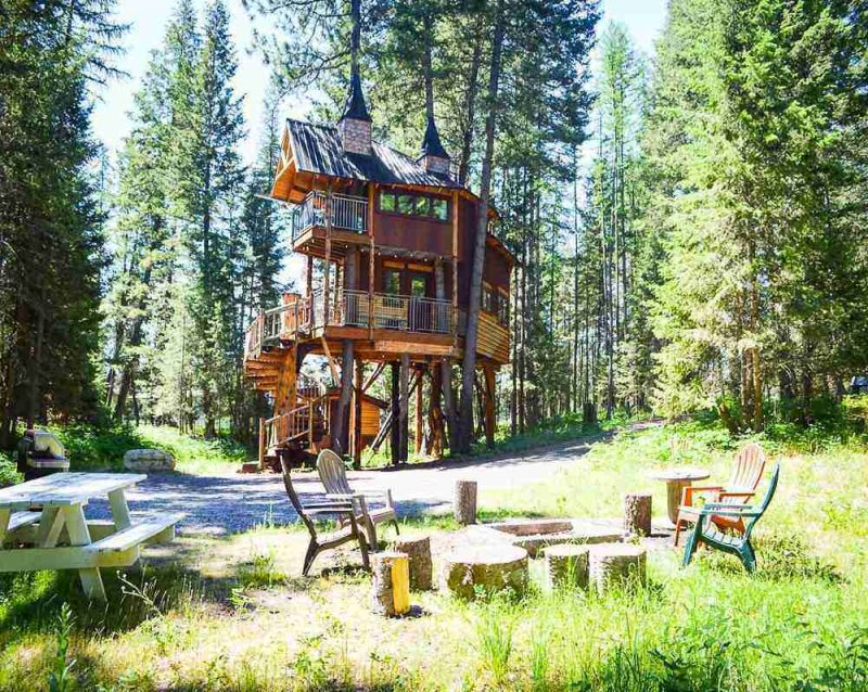 Stay in nature with unique stays on Airbnb