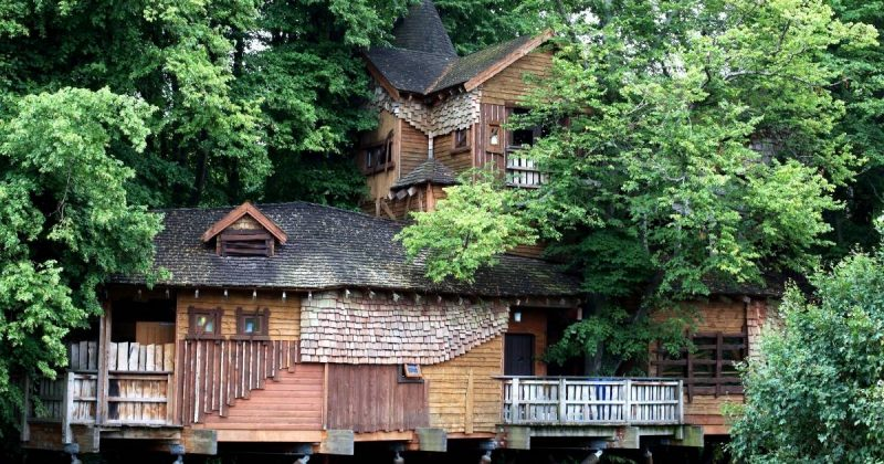 Treehouse rentals in the US