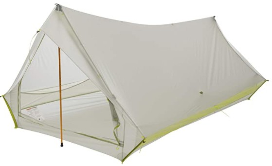 Try out an ultralight hiking tent for longer and harder treks.