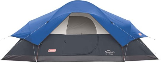 Camping tents are great for shorter backpacking trips. They offer you great space.