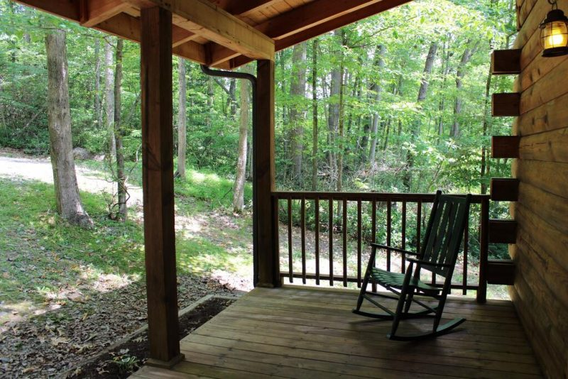Enjoy a perfect cabin retreat