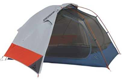 3-season hiking tents are great for mild weather and protect from rain and wind.