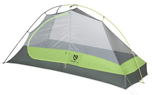 This ultralight tent has an easy setup and is great for backpacking.