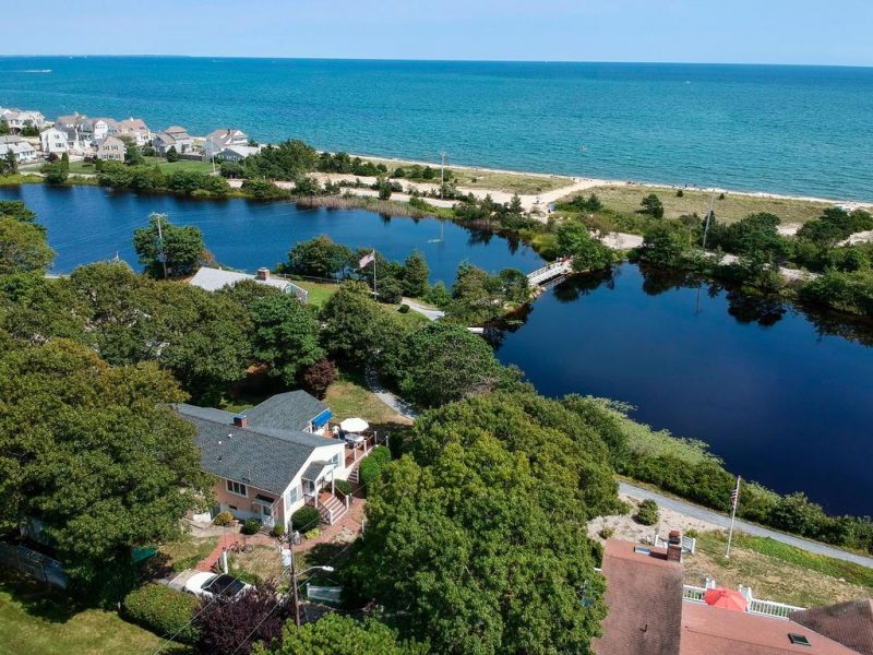 Stay near the waters edge in a great beach house rental