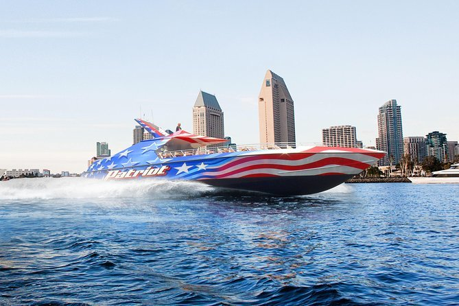 If you love speed and the ocean then this great speed boat adventure in California is perfect for you