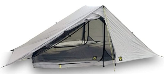 Try out an ultralight hiking tent for your next backpacking trip.
