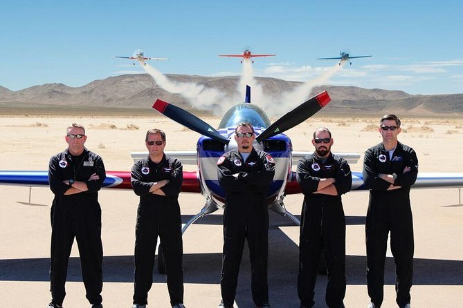 Have a great and exhilarating experience in San Diego with this Top Gun flight