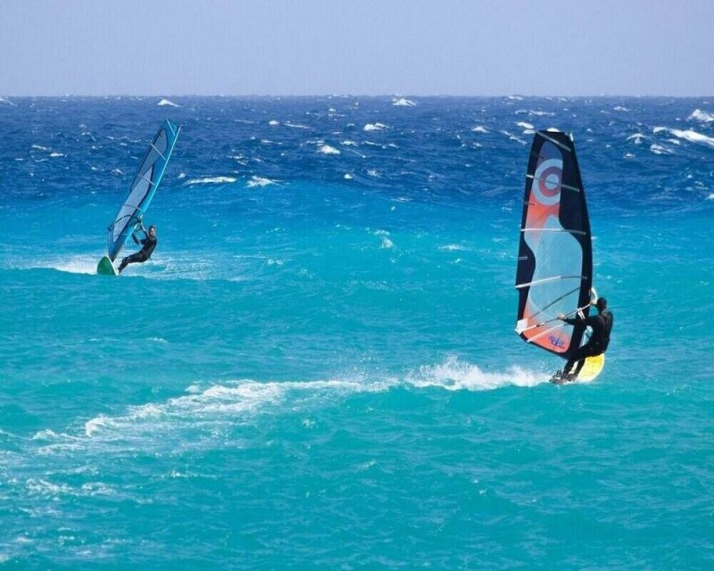 California is a great place to try out windsurfing. It is a great adventure in California.