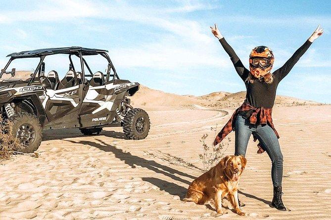 ATV off-road adventure in California