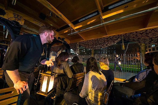 Take a ride of the scary side with this Boston ghost tour.