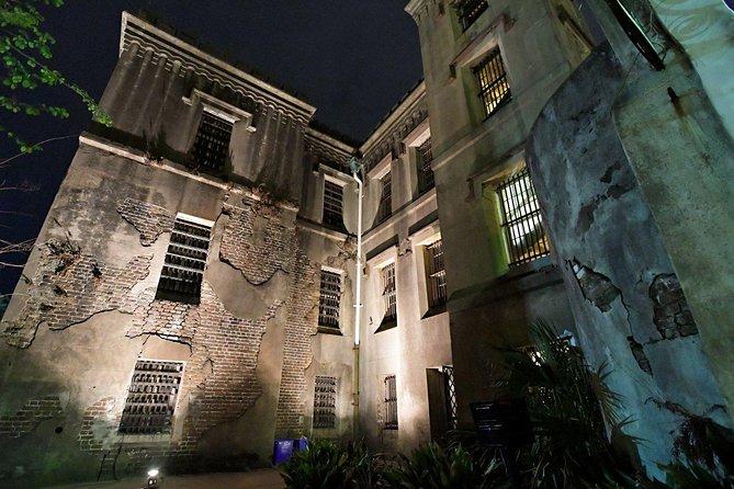 Explore the haunted jails of Charleston.