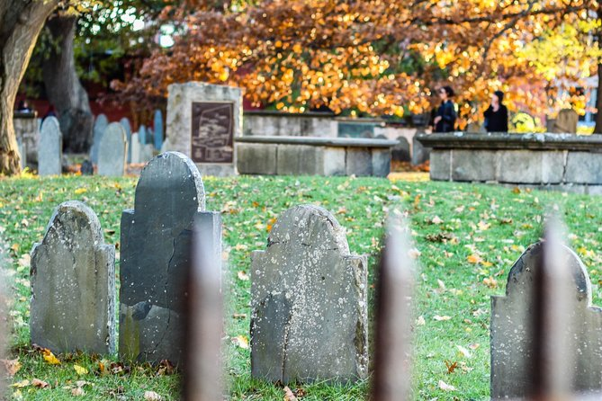 Learn more about the Salem witch trials and more on this ghost tour