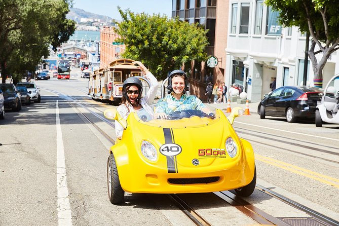 Try out the GoCar, the talking car that guides you through San Francisco