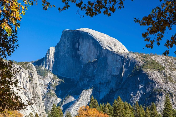 Half Dome is the perfect adventure in California. It is a great hike that requires a basic level of fitness.