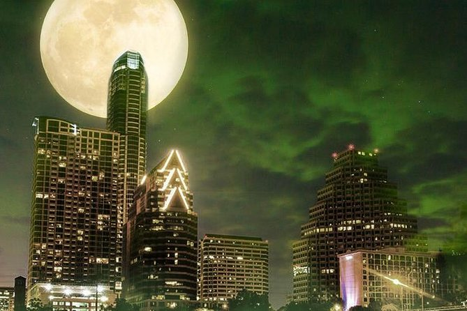 Explore Austin and all the weird and mysterious tales it has to offer.