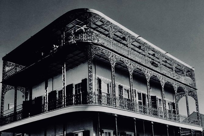 Take a ghost tour through some of the most haunted places in the French Quarter.