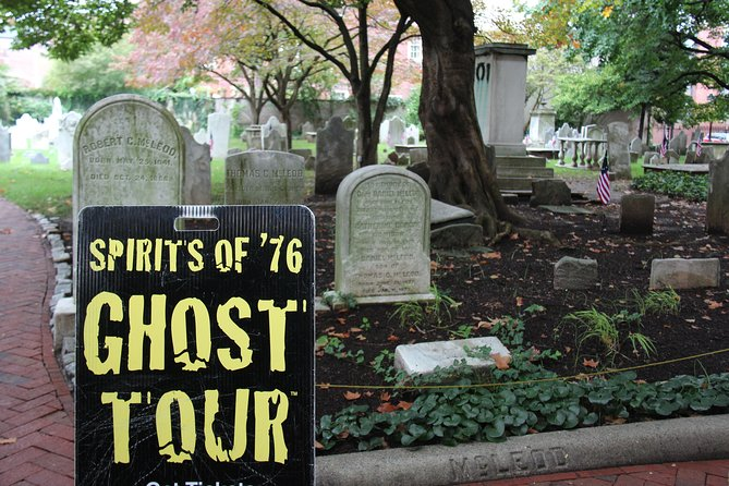 Enjoy the best of Philadelphia's ghostly stories on this ghost tour.