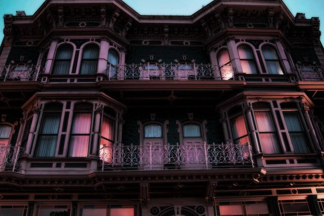 San Diego is one of the most haunted cities in the US.
