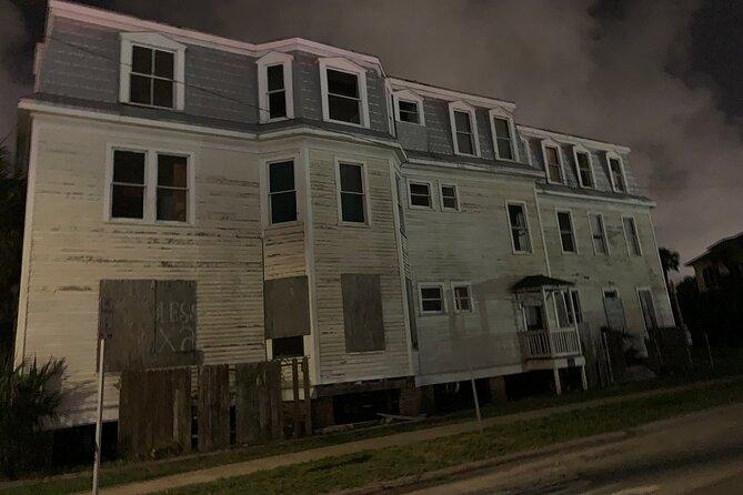 Explore Galveston on this ghost tour