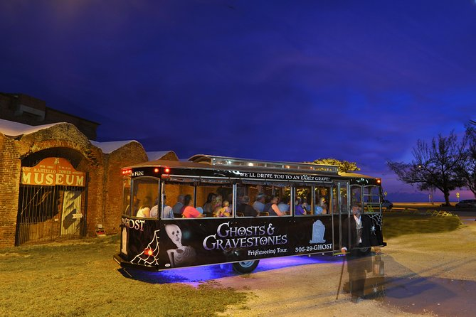 Discover the eery secrets of Key West on this ghost tour.