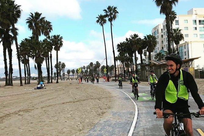 Tour Los Angeles on bike