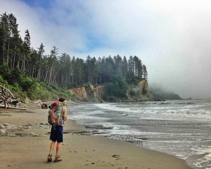 The Lost Coast Trail is an amazing backpacking adventure in California. Every avid hiker should try this coastal trail