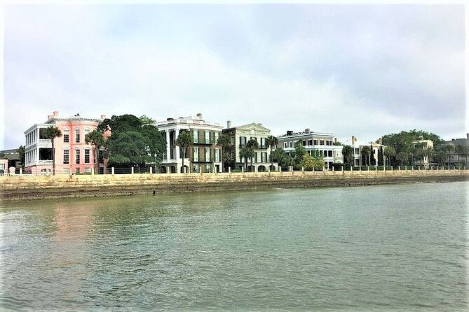 Take a haunted ghost cruise in Charleston. It's a one of a kind activity.