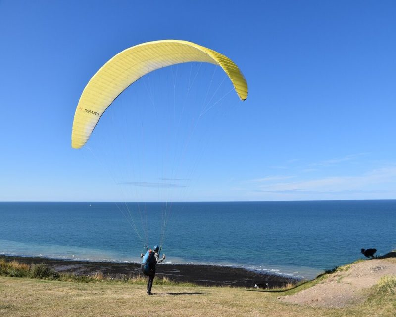 Paragliding is one of the most exhilarating experiences you can try