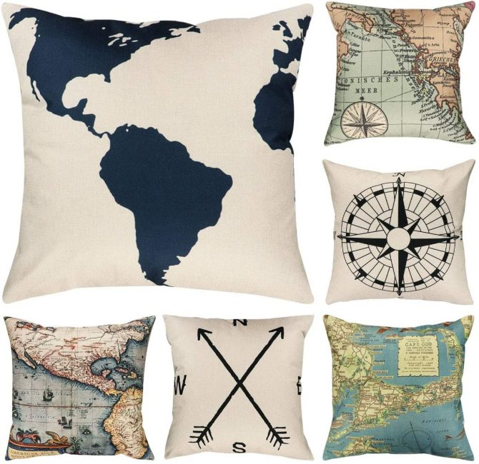 Scatter cushions are a great addition to home decor.