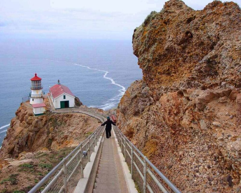 Point Reyes National Seashore is a must see