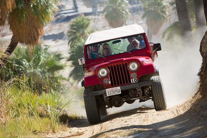 Take a Jeep up to the San Andreas Fault for an epic adventure in California