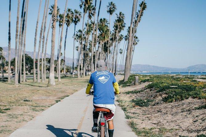 Take a tour of Santa Barbara on an electric bike.