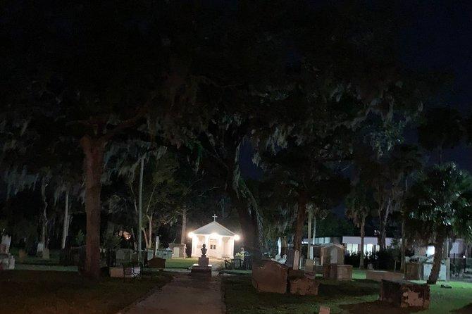 Explore the creepy past of St. Augustine