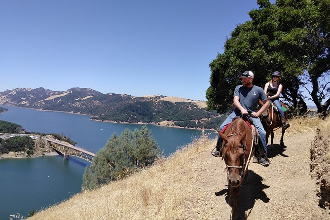 Horseback riding is a great way to discover Sonoma County