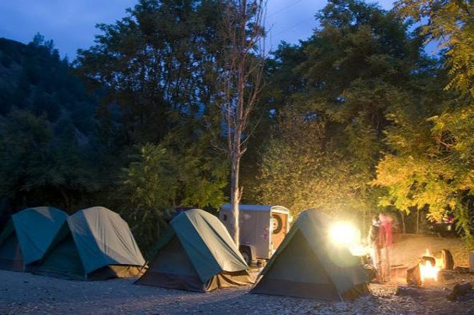 Camping in Yosemite is the perfect way to experience adventure in California