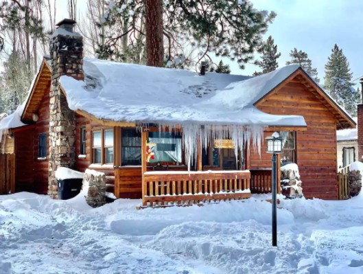 Stay in a picturesque cabin and enjoy all the fantastic sights that Big Bear California has to offer.